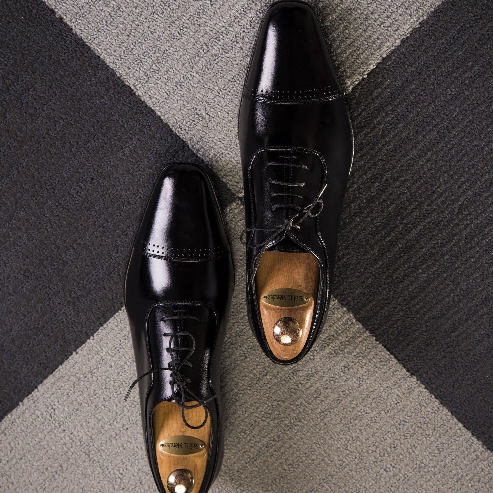Los E Del Guía La – Zapatos Cuidado Definitiva Saúl Méndez De a1wBpXq