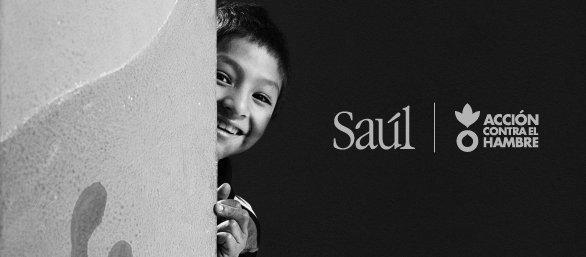 ¿Qué es Saúl contra el hambre? Image
