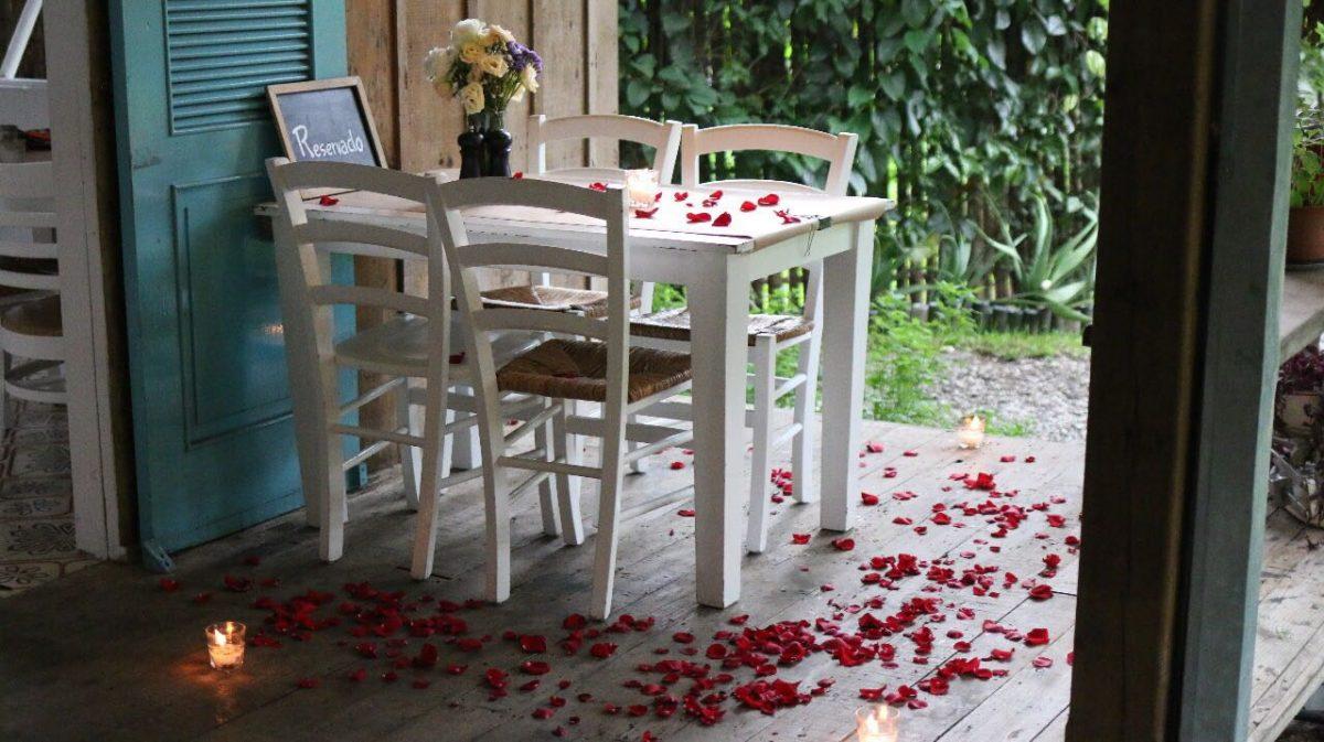 10 razones para reservar tu mesa decorada en L'Osteria Image
