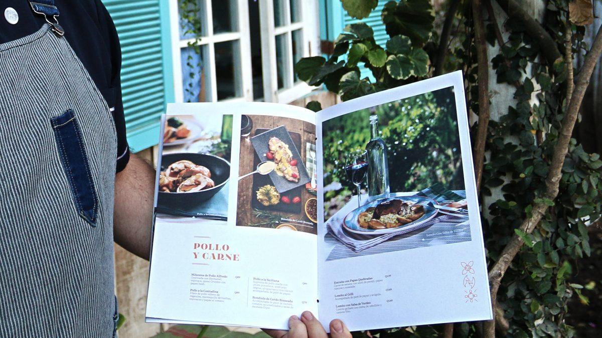 ¡L'Osteria te presenta a su nuevo chef y nuevo menú! Image