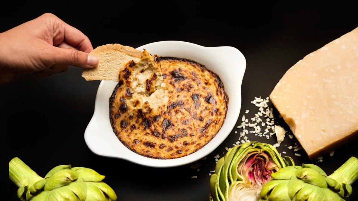 6 razones para disfrutar un delicioso Dip de Alcachofas Image