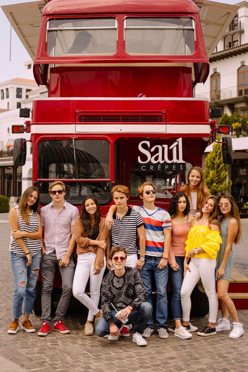 Saúl Bus Inglés