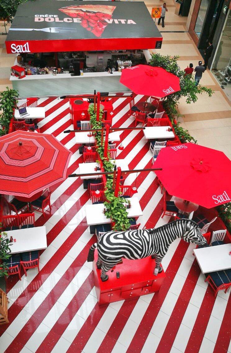Saúl Café Naranjo Mall