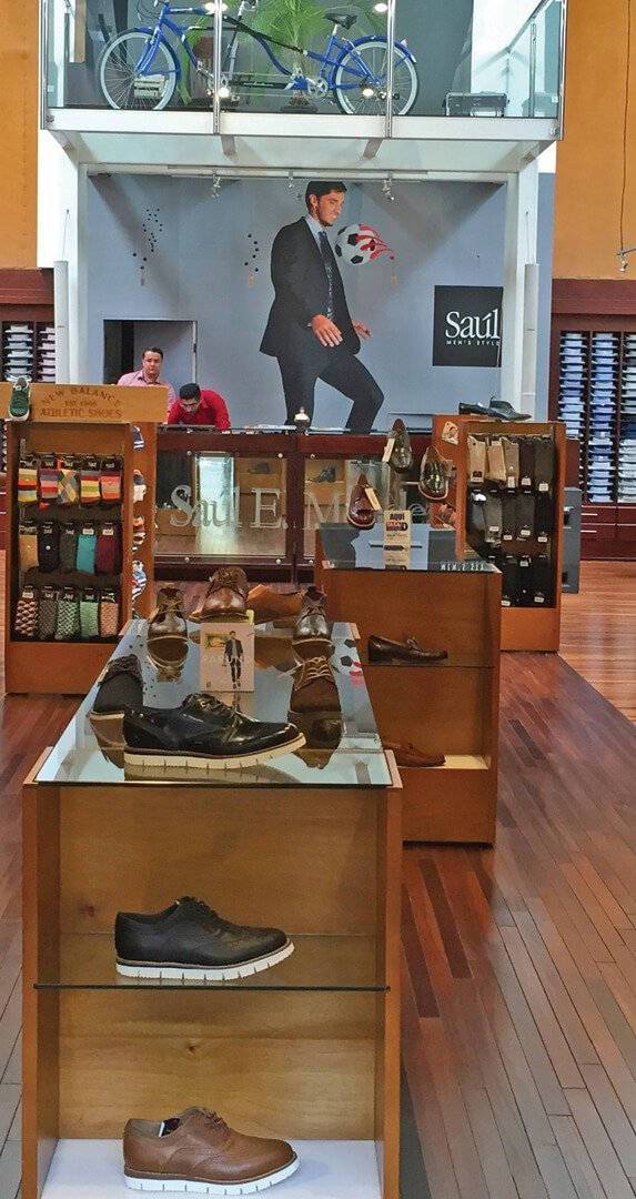 Saúl Men's Style Multiplaza Curridabat