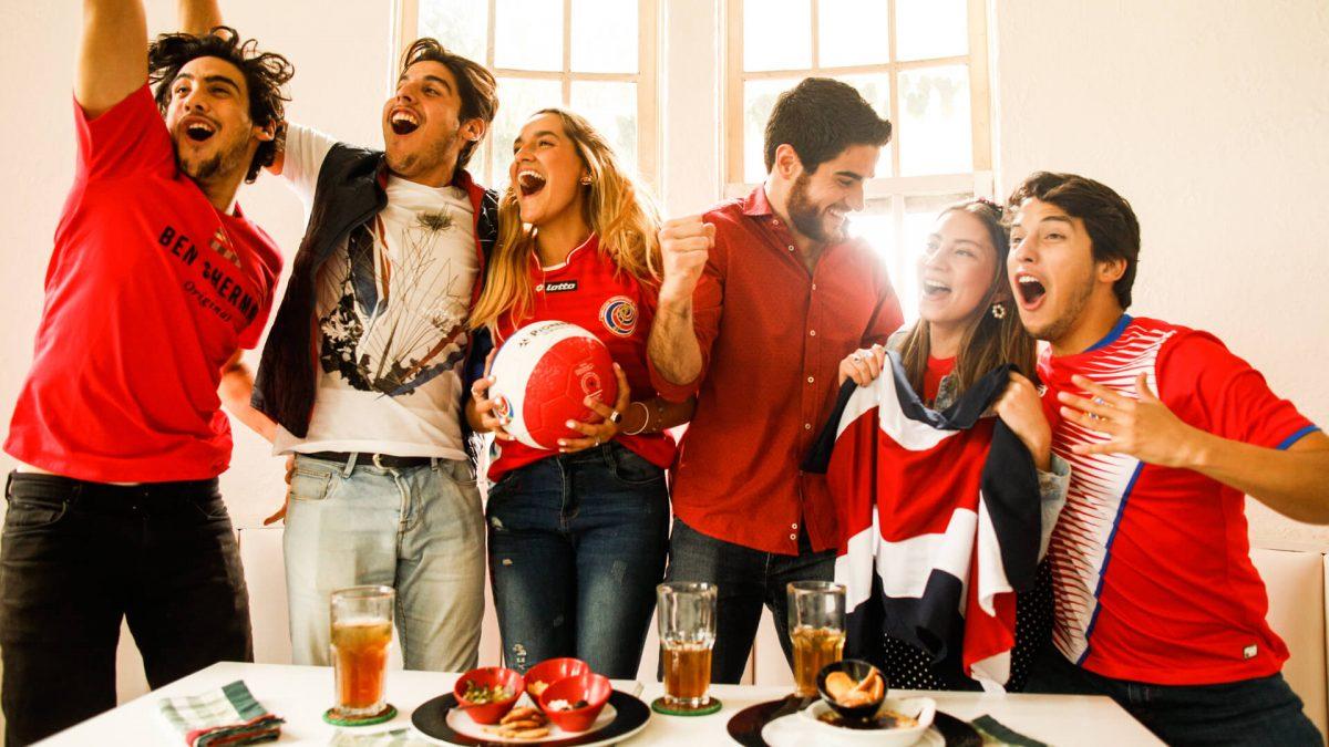 ¿Por qué Saúl es EL LUGAR para ver el Mundial? Image