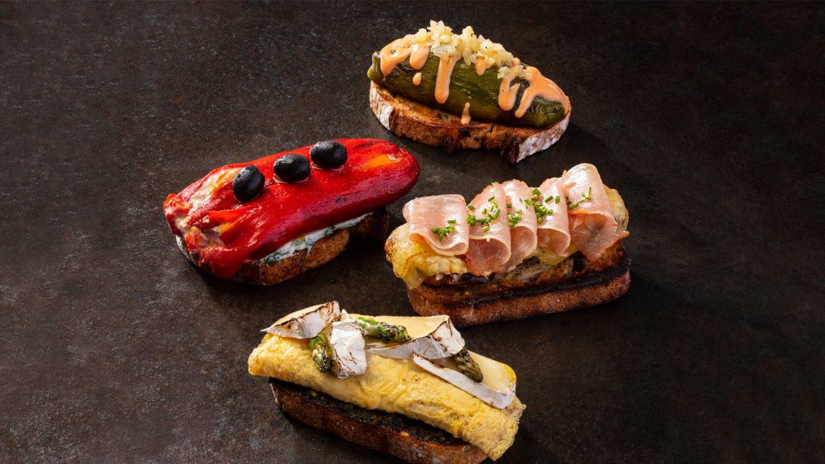 Foodie Trend: Toasts Gourmet Image
