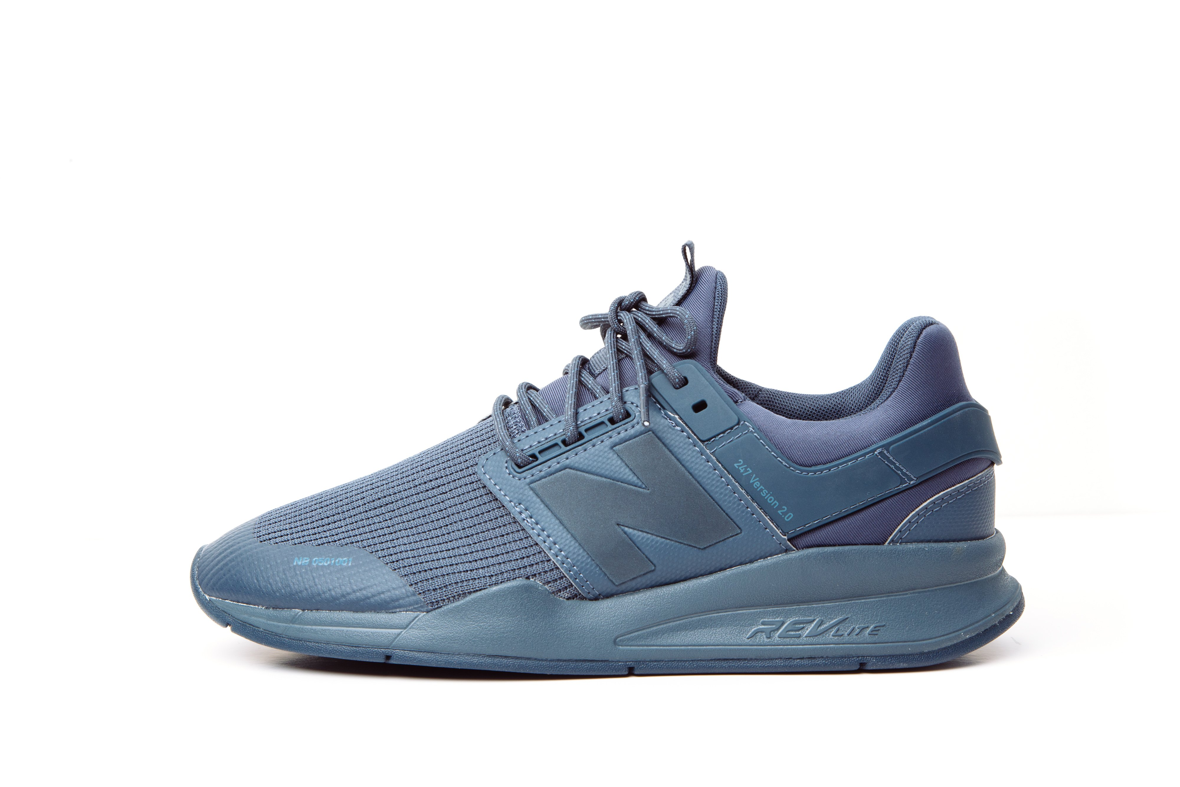 b222ee20f6f New Balance Azules – Saúl E. Méndez